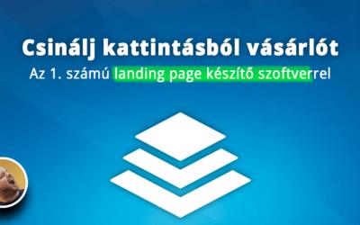Leadpages magyarul: A landing oldalak királya